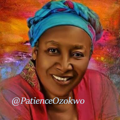 Patience Ozokwo Oil